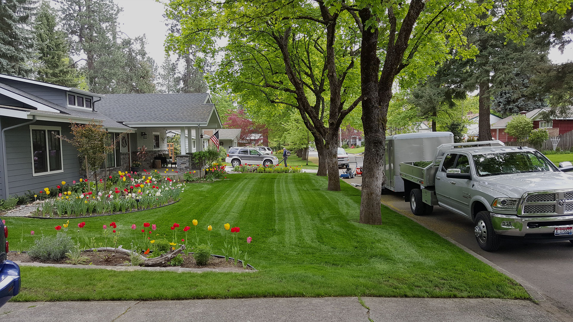 LakeView Lawncare & Landscape Co. Landscaping, Yard Maintenance and Sprinkler Repairs slide 6