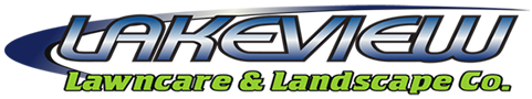 LakeView Lawncare & Landscape Co. Logo